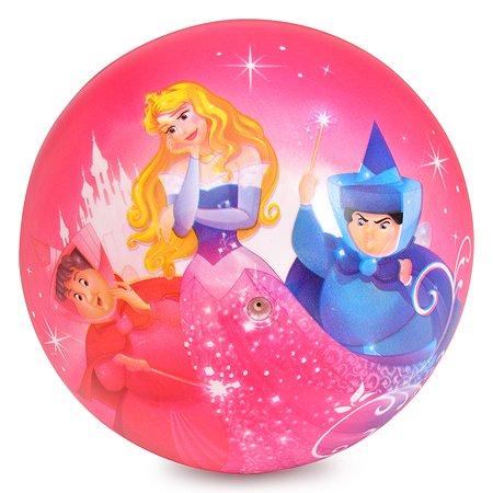 Мяч ЯиГрушка Принцессы Розовый 59532ЯиГ