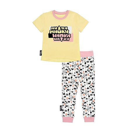 Комплект  Lucky Child футболка + брюки