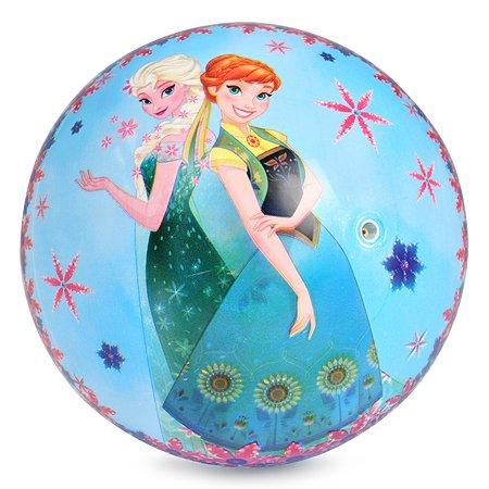 Мяч ЯиГрушка Холодное сердце Голубой 59536ЯиГ