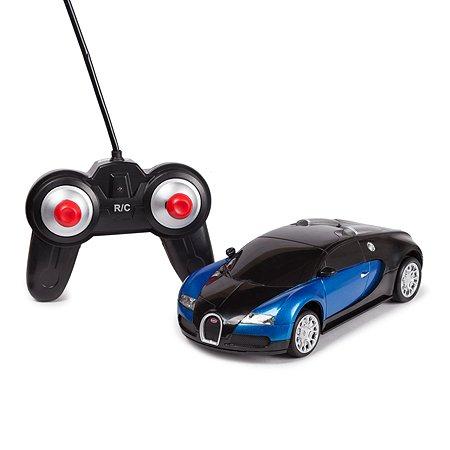 Машинка РУ Mobicaro Bugatti 1:24 голубая