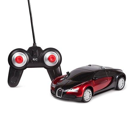 Машинка РУ Mobicaro Bugatti 1:24 красная