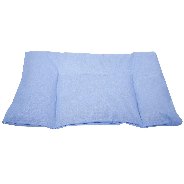 Подушка детская Babyton Голубая 18005