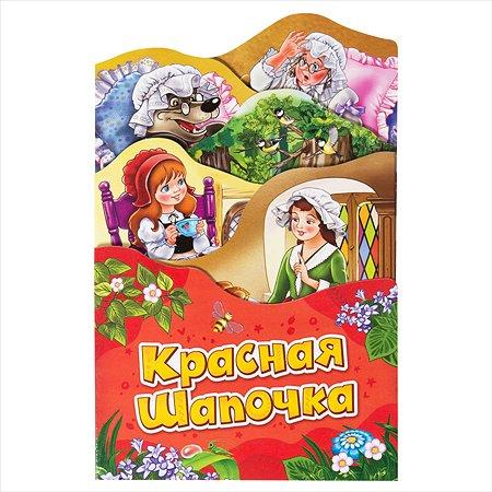 Книга Росмэн Красная шапочка Раскладные книжки