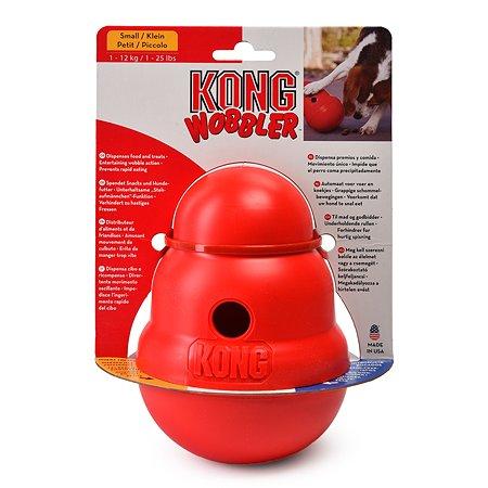 Игрушка для собак KONG Wobbler для средних пород интерактивная PW2E
