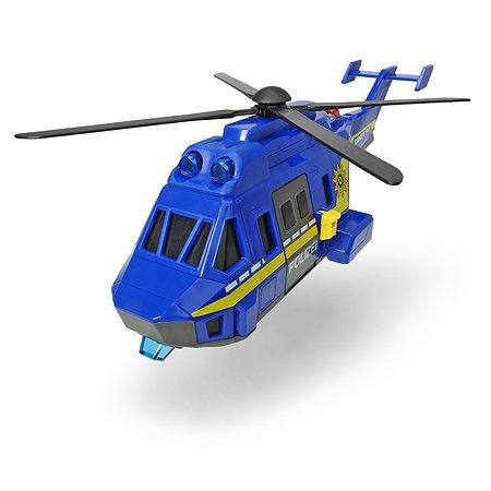Вертолет Dickie 1:24 полицейский 3714009
