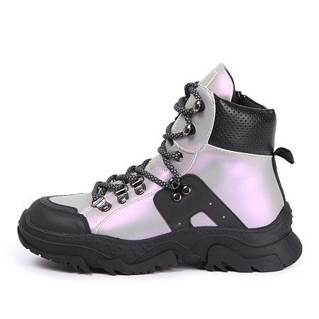 Ботинки Keddo серые