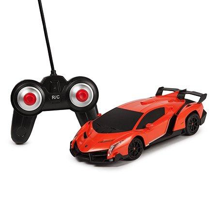 Машинка радиоуправляемая Mobicaro Lamborghini Veneno 1:24 Оранжевая