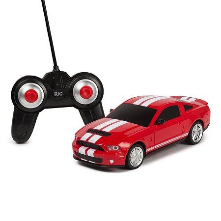 Машинка радиоуправляемая Mobicaro Mustang GT500 1:24 Красная
