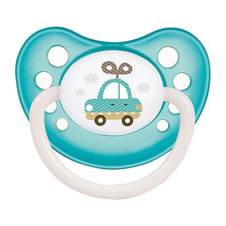 Пустышка Canpol Babies Toys c 0месяцев Бирюзовая