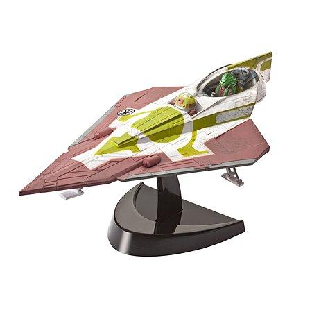 Модель для сборки Revell Сборка Звездный Истребитель Кита Фисто 1-2 сезоны Войны клонов