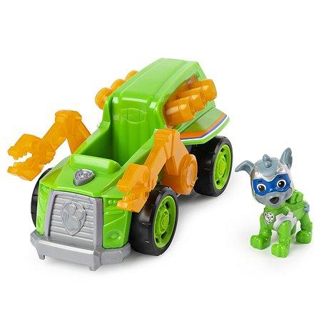 Машинка Щенячий патруль Мега щенки с Рокки 6054652