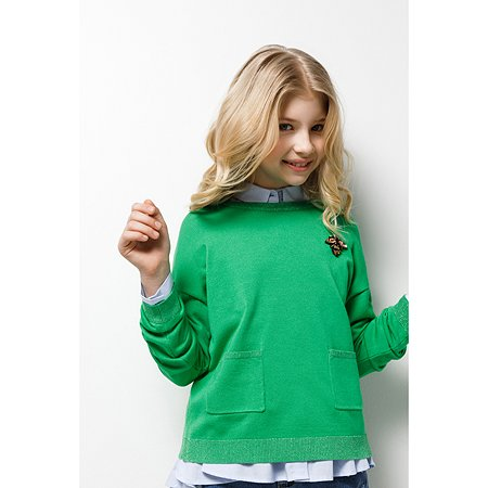 Джемпер Acoola зелёный