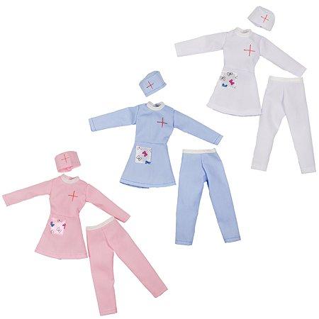 Одежда для кукол Модница костюм врача 29 см в ассортименте