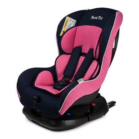 Автокресло Babyton Nord Fix 0+/I Pink