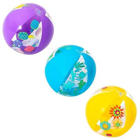 Мяч надувной Bestway дизайнерский в ассортименте 31036