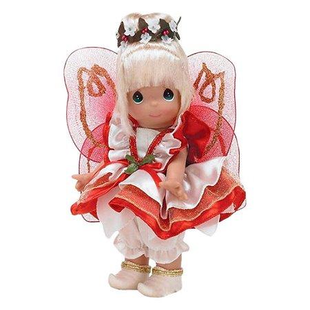 Кукла Precious Moments Рождественские колокольчики 21см