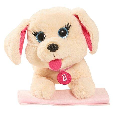 Мягкая игрушка Barbie Питомцы Барби Золотой ретривер