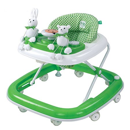 Ходунки Happy Baby Smiley  Green (new)
