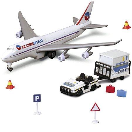 Игровой набор Dickie Аэропорт 24*30 см