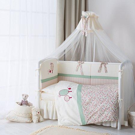 Комплект постельного белья Perina КЛЮКОВКА для детей, 3 предмета