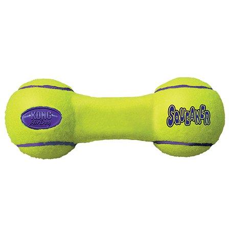 Игрушка для собак KONG Air Гантель малая ASDB3