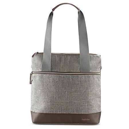 Сумка-рюкзак для коляски Inglesina Back Bag Aptica Mineral Grey Melange