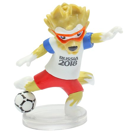 Фигурка 2018 FIFA World Cup Russia TM Zabivaka Kicking Т11670