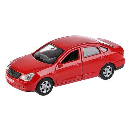 Машина Технопарк Nissan Almera инерционная 249098