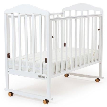 Кровать Mr Sandman Nostalgia-1 Белый