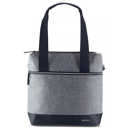 Сумка-рюкзак для коляски Inglesina Back Bag Aptica Navy Blue Melange