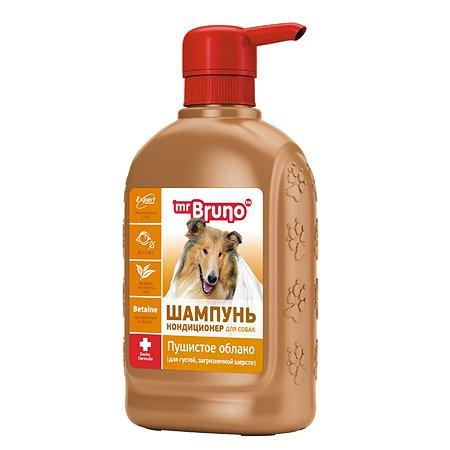 Шампунь для собак Mr.Bruno Пушистое облако для густой загрязненной шерсти 350мл 13457