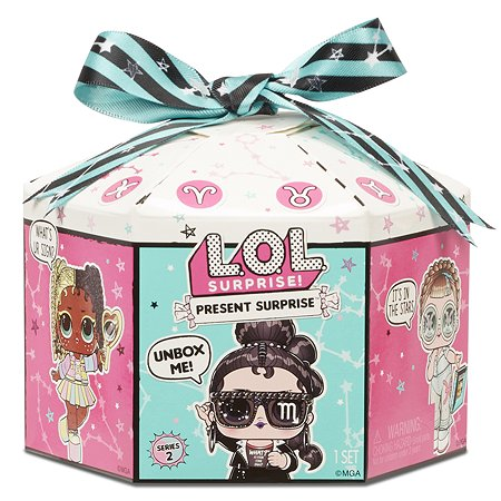 Кукла L.O.L. Surprise! Present Surp Tots 572824EUC