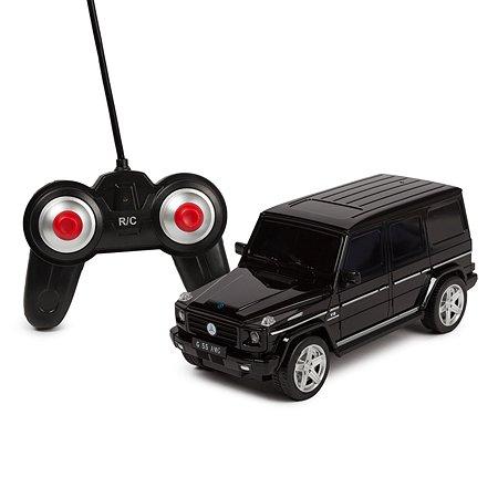 Машинка на радиоуправлении Mobicaro Mercedes-Benz G55 1:24 Чёрная