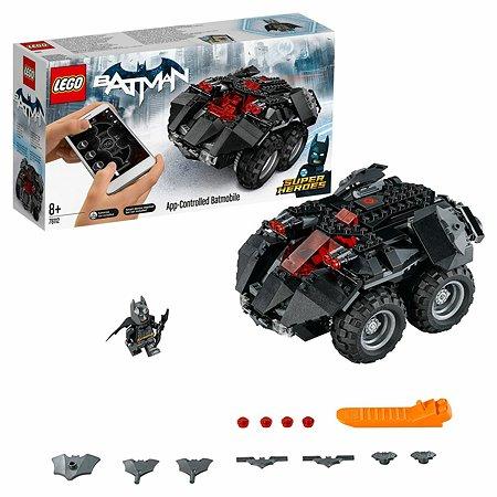 Конструктор LEGO Super Heroes Бэтмобиль с дистанционным управлением 76112