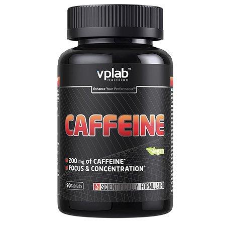 Кофеин VPLAB 200мг 90таблеток