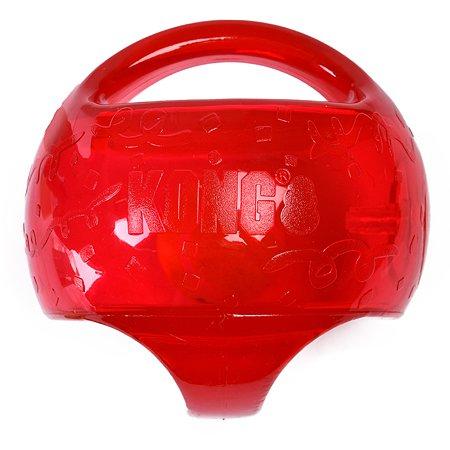 Игрушка для собак KONG для средних и крупных пород Джумблер мячик TMB2E