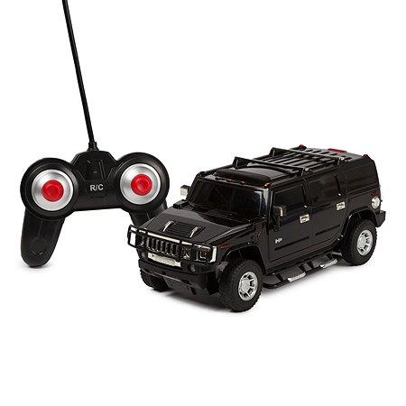 Машинка на радиоуправлении Mobicaro Hummer H2 1:24 Чёрная