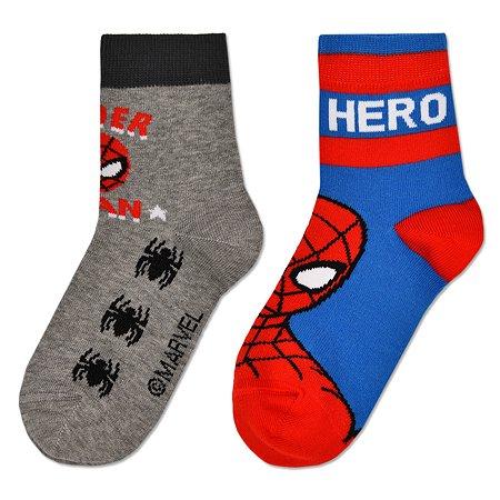 Носки Spider-man комплект 2 пары