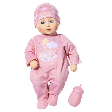 Кукла Zapf Creation Baby Annabell My First С бутылочкой 30см 701-836