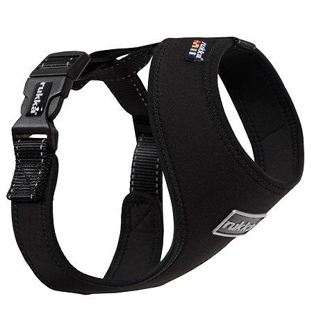 Шлейка для собак RUKKA PETS S Черный 560302253JV990S