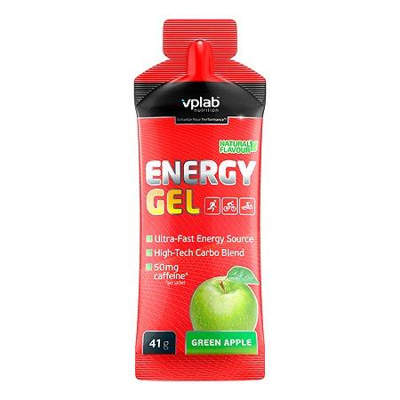 Гель энергетический VPLAB кофеин-яблоко 41г