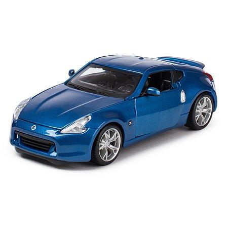 Машинка MAISTO 1:24 Nissan 370Z  синяя 31200