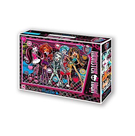 Пазл ORIGAMI Monster High 500A