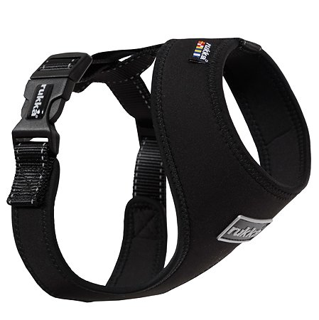 Шлейка для собак RUKKA PETS XS Черный 560302253JV990XS