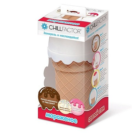 Стаканчик для мороженого Chillfactor Шоколад