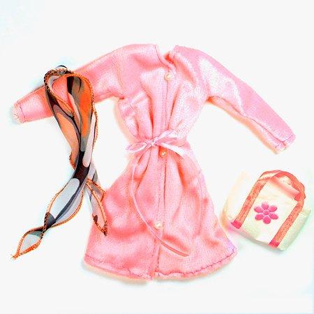 Одежда для кукол Модница Пальто для куклы 29 см демисезонное в ассортименте