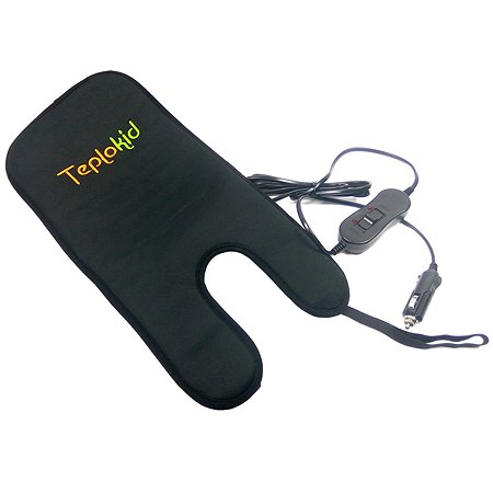 Автомобильный подогрев Teplokid для детского сидения Чёрный (TK-001)