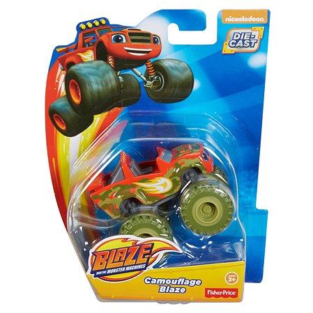 Машинка Вспыш Camouflage Blaze (DGK44)