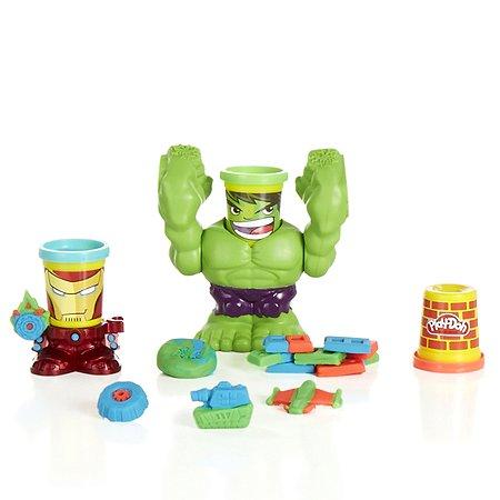 Набор пластилина Play-Doh Битва Халка