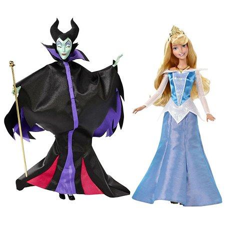 Кукла Disney Princess Малифисента и Спящая красавица